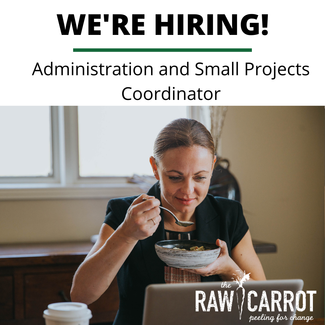 Administration and Small Projects Coordinator