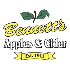 Bennett's Apple and Cider logo.