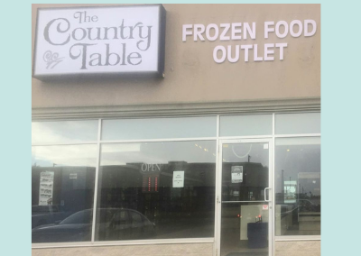 The Country Table Food Outlet Store Picture