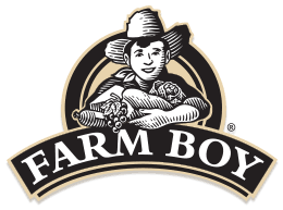 Farm Boy logo.