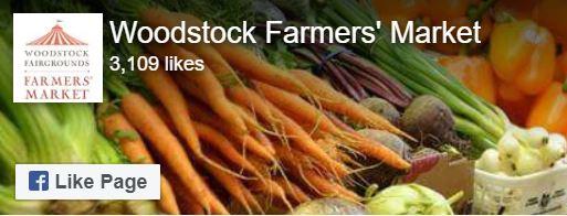 Woodstock Farmers Market.
