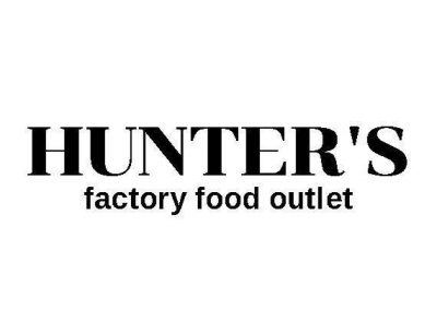 Hunter's factory food outlet