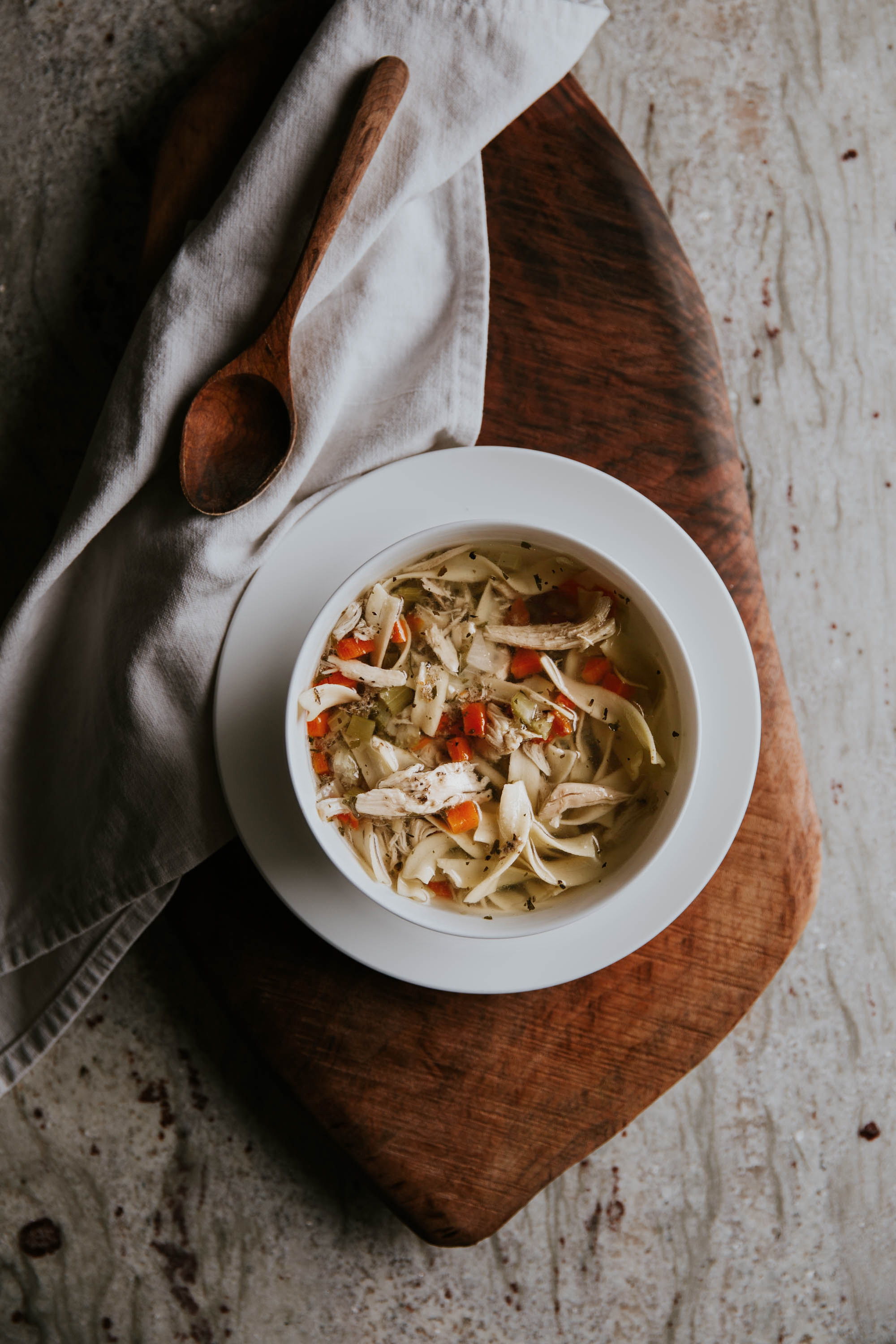 Black Book Values >> Flying Noodle Soup (Chunky Chicken Noodle) | The Raw Carrot