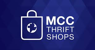 M.C.C Thrift Shops Logo.