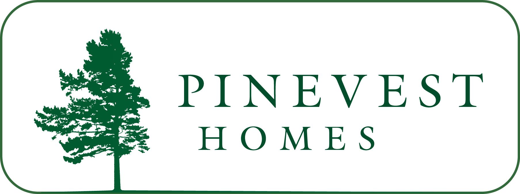 Pinevest homes logo