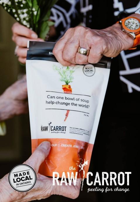 Raw Carrot Info Document