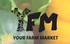 Your Farmer Market, Woodstock location Logo.